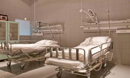 Монтаж настенных консолей жизнеобеспечения пациентов. Центр восстановительной медицины и реабилитации, г.Москва, ул.Лодочная-15